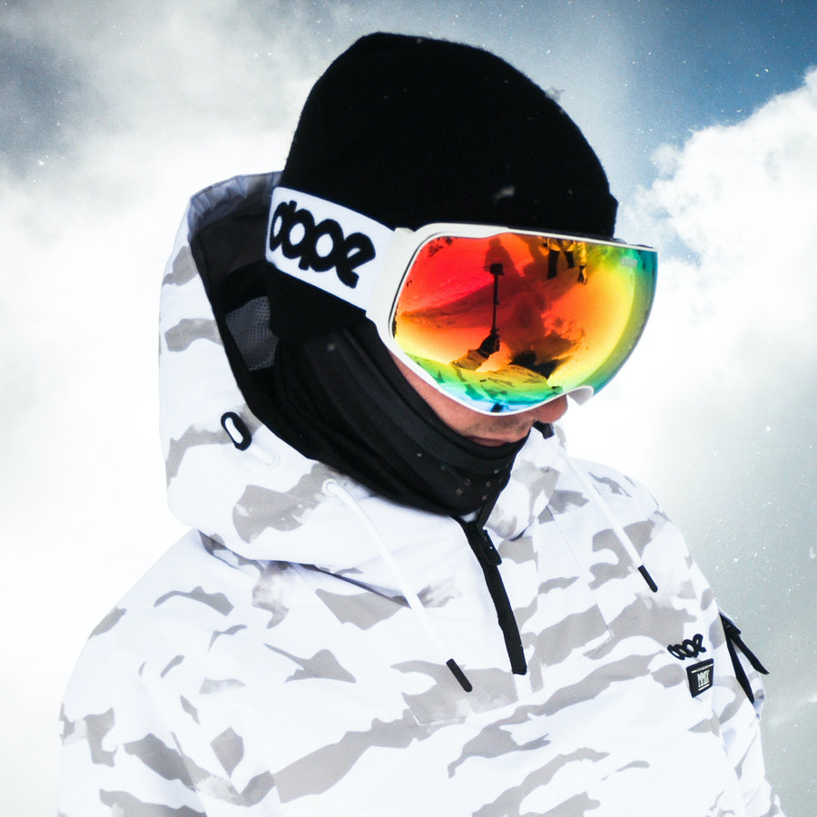 Dope Goggles now released!