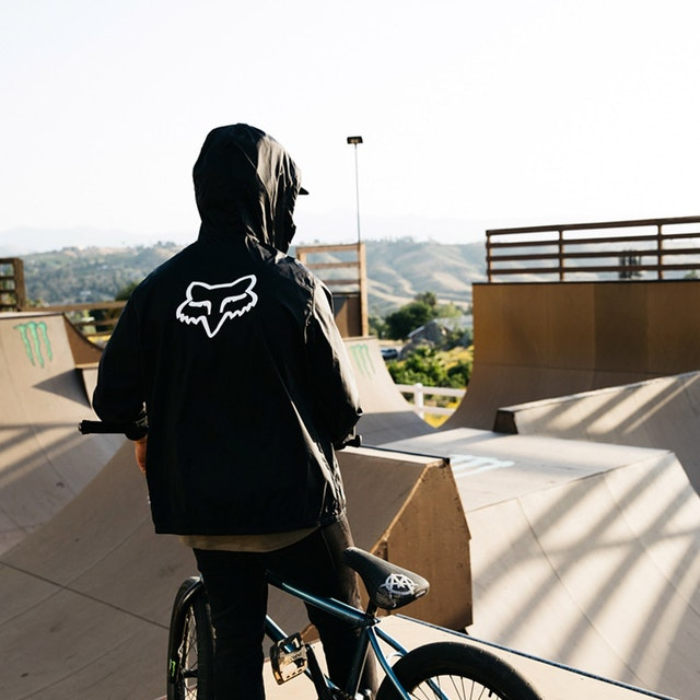 Attacker Windbreaker Jacket